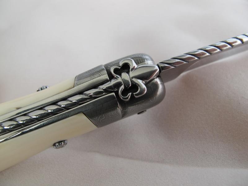 Nouveau couteau André Delard. 12012