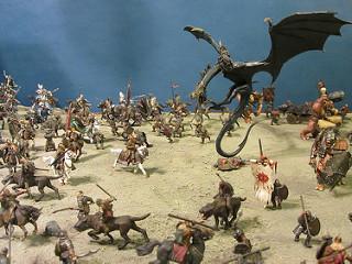 Les dioramas de la Terre du Milieux  11894510
