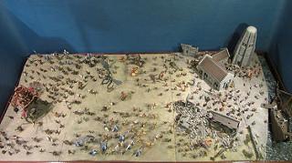 Les dioramas de la Terre du Milieux  11894614