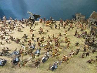 Les dioramas de la Terre du Milieux  11894710