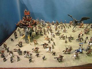 Les dioramas de la Terre du Milieux  11894810