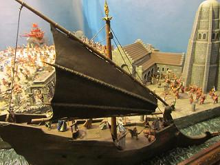 Les dioramas de la Terre du Milieux  11895110