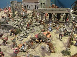 Les dioramas de la Terre du Milieux  11895210