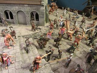 Les dioramas de la Terre du Milieux  11895710