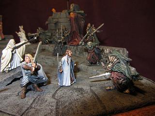 Les dioramas de la Terre du Milieux  17864610