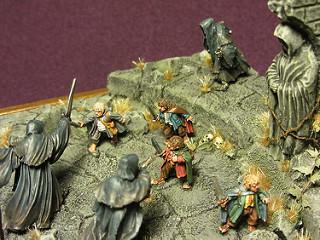 Les dioramas de la Terre du Milieux  22802110