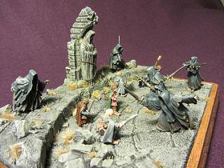 Les dioramas de la Terre du Milieux  22802210
