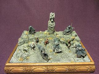 Les dioramas de la Terre du Milieux  23346810