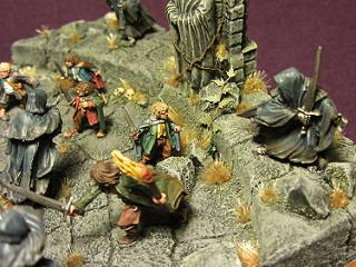 Les dioramas de la Terre du Milieux  23429410