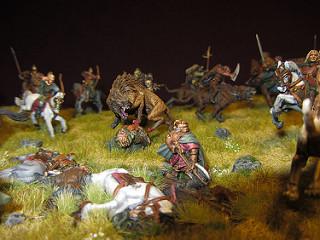 Les dioramas de la Terre du Milieux  23597110