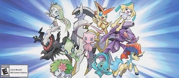 Les 20 ans de Pokémon : 11 pokémon distribués, les premiers films en HD, ... Distri10