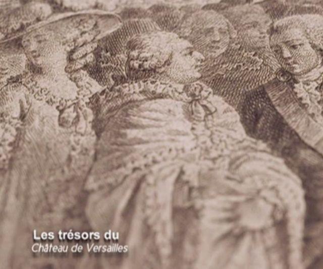 France 5 - Les trésors de Versailles - Page 2 Captur26