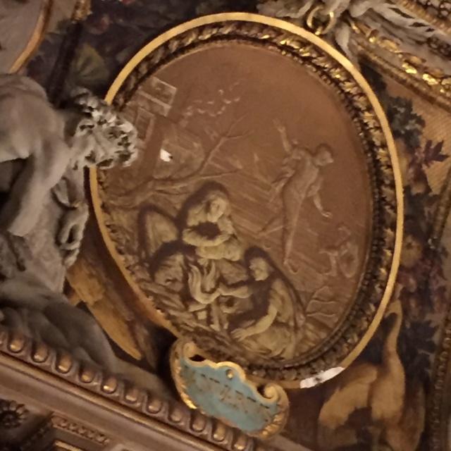 Décor de la Galerie d'Apollon au Louvre Img_8032