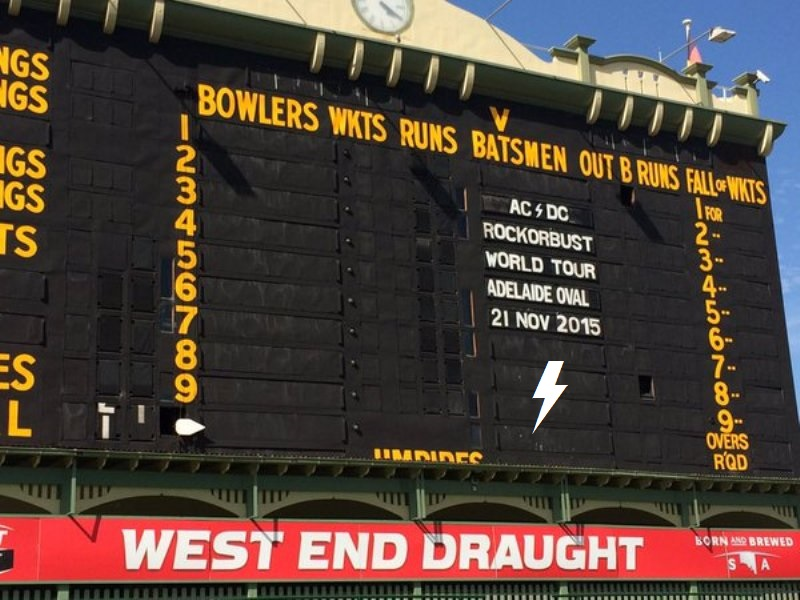 2015 / 11 / 21 - AUS, Adelaide, Adelaide Oval 1010