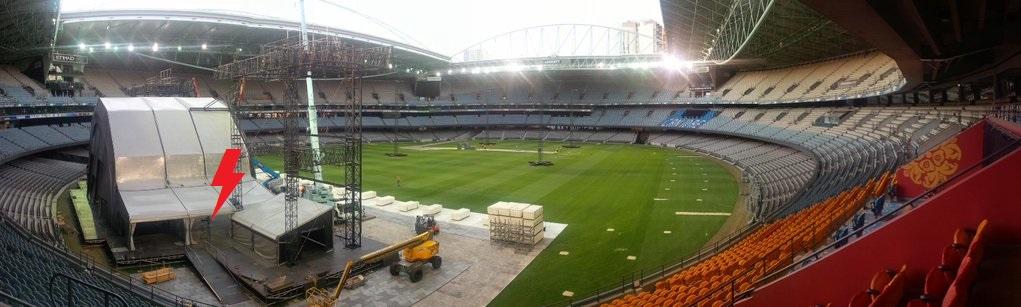 2015 / 12 / 06 - AUS, Melbourne - Etihad stadium 215