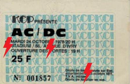 1978 / 10 / 24 - FRA, Paris, Le stadium 25310