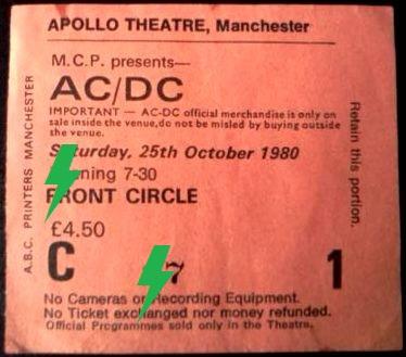 1980 / 10 / 25 - UK, Manchester, Apollo Theatre 25_10_10