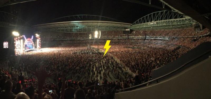 2015 / 12 / 06 - AUS, Melbourne - Etihad stadium 315