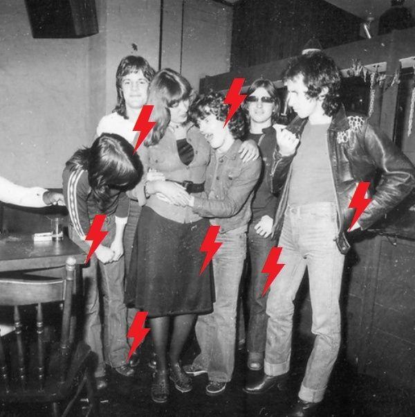 1976 / 12 / 06 - AUS, Melbourne, Little Reata Mexican Restaurant 323