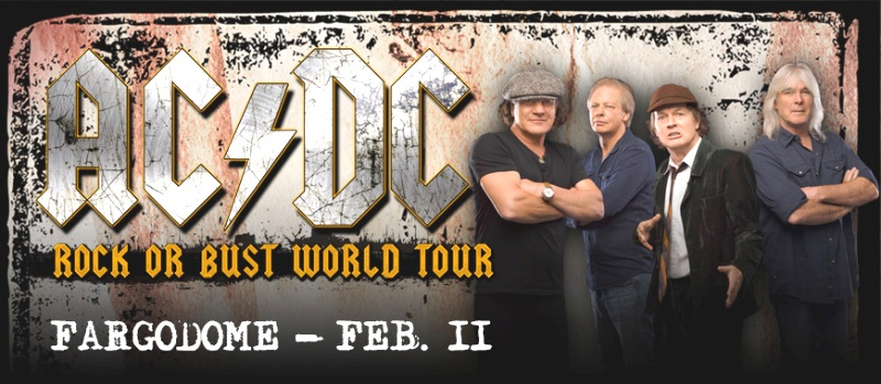 2016 / 02 / 11 - Fargo, Fargo dome Acdc210