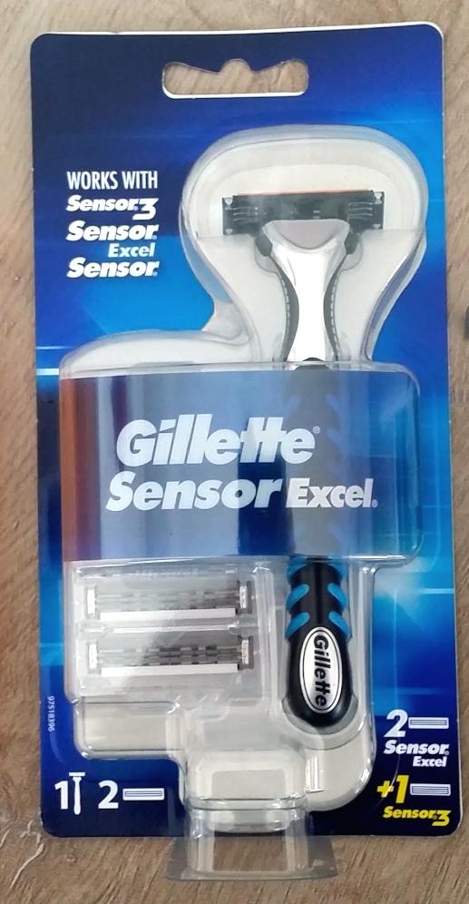 GILLETTE SENSOR EXCEL V2 20151218
