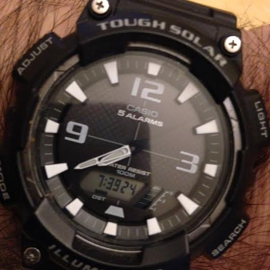 casio sport - Casio G-shock like : casio sport et casio collection C538a510