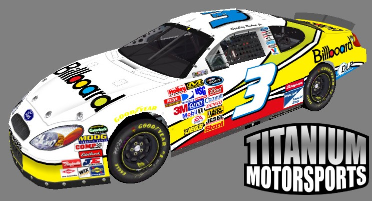 2016 Sony Cup Series Cars - Page 7 Bradle10