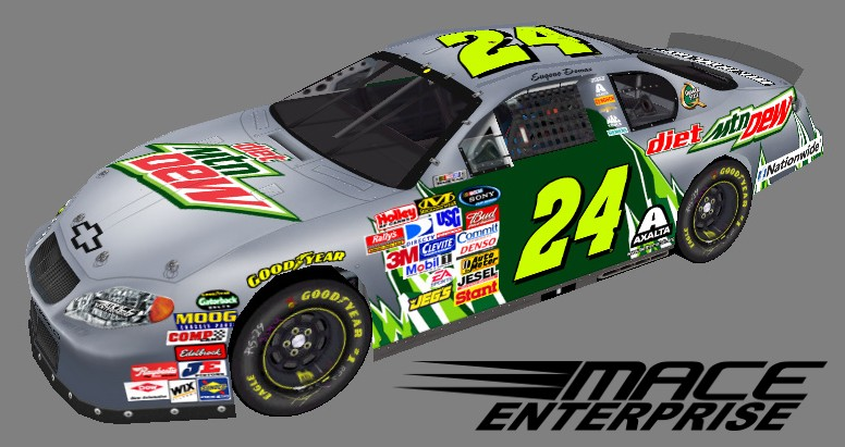 2016 Sony Cup Series Cars - Page 6 Eugene10