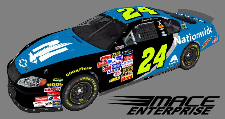 2016 Sony Cup Series Cars - Page 6 Eugene11