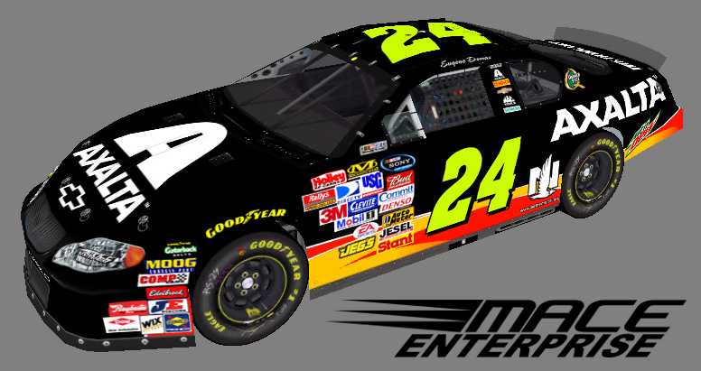 2016 Sony Cup Series Cars - Page 6 Eugene12