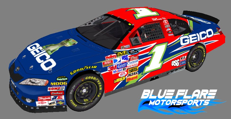 2016 Sony Cup Series Cars - Page 6 Kyle_110