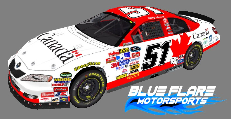 2016 Sony Cup Series Cars - Page 5 Ricky_10