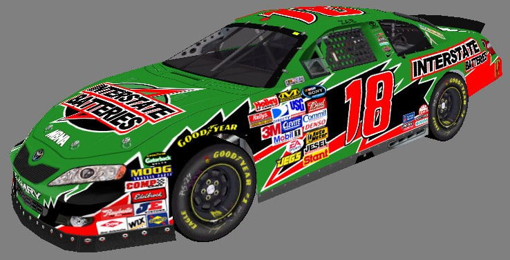 2016 Sony Cup Series Cars - Page 6 Zebulu10