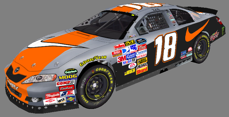 2016 Sony Cup Series Cars - Page 6 Zebulu12