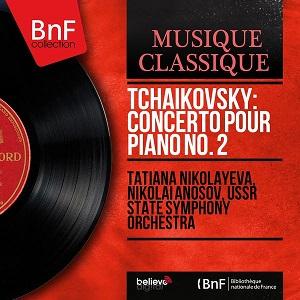 Tchaïkovski - Concerto pour piano et orchestre n° 2 36101512
