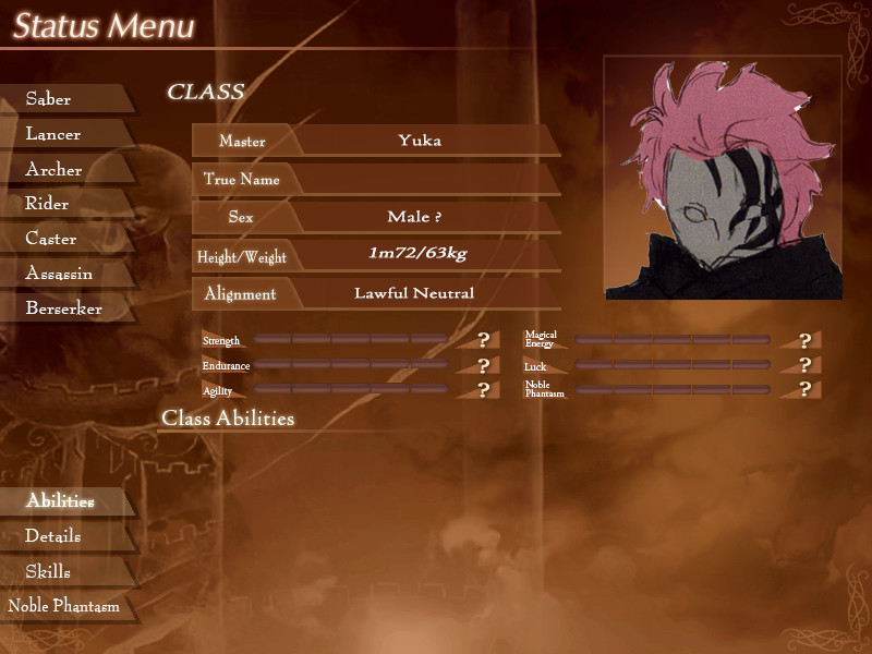 Servant de Yuka Nope10