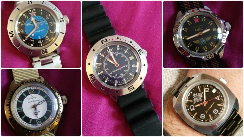 Vos montres russes customisées/modifiées - Page 3 Komand10