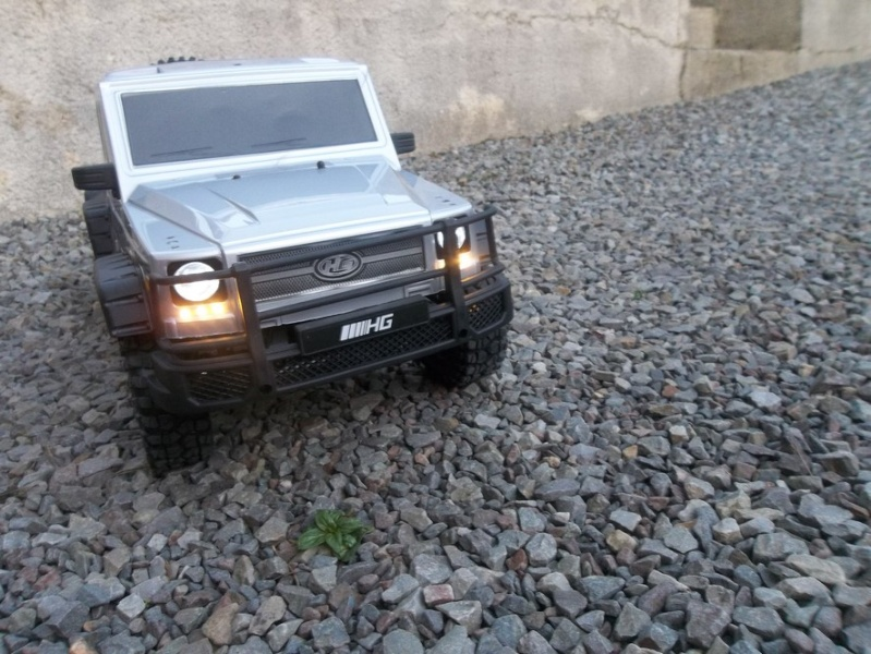 HG P601 Mercedes AMG G 6x6 = 200€ - Page 4 100_1618