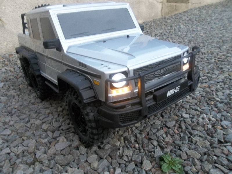 HG P601 Mercedes AMG G 6x6 = 200€ - Page 4 100_1619