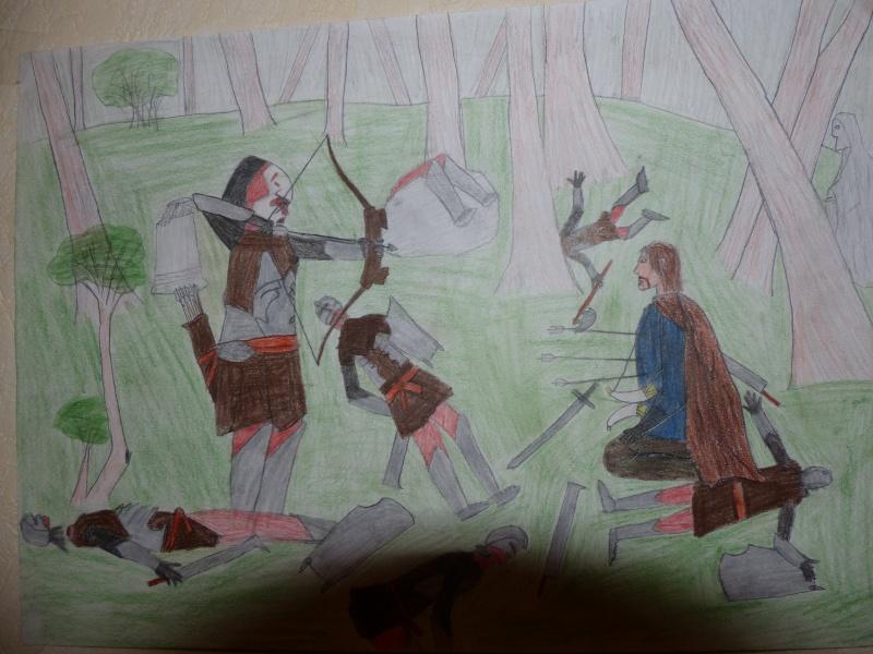 Concours de dessin n°3 : Sda/Hobbit  - Page 2 P1070310