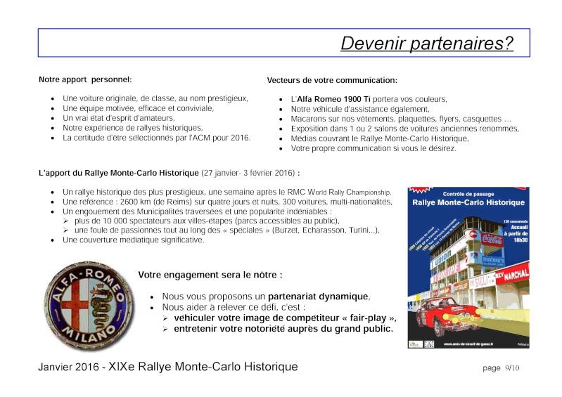 Rallye Monte Carlo Historique 2016 - Benoît/Stéphane - Page 7 000910