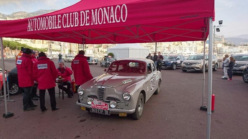 Rallye Monte Carlo Historique 2016 - Benoît/Stéphane - Page 9 Lauren16