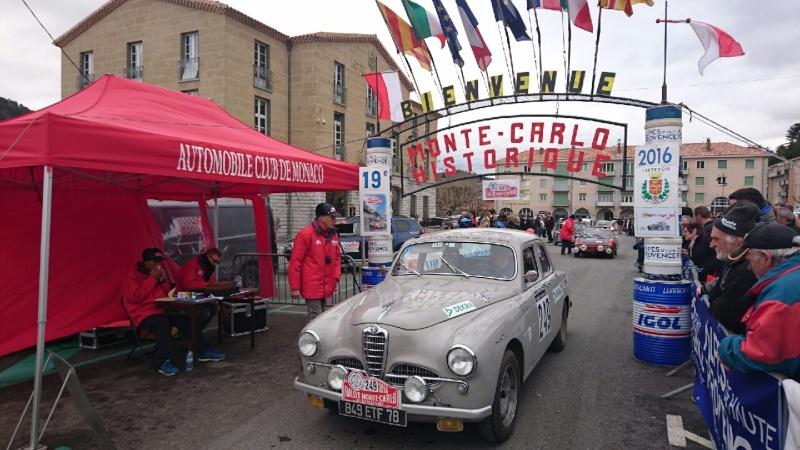 Rallye Monte Carlo Historique 2016 - Benoît/Stéphane - Page 10 Lauren17