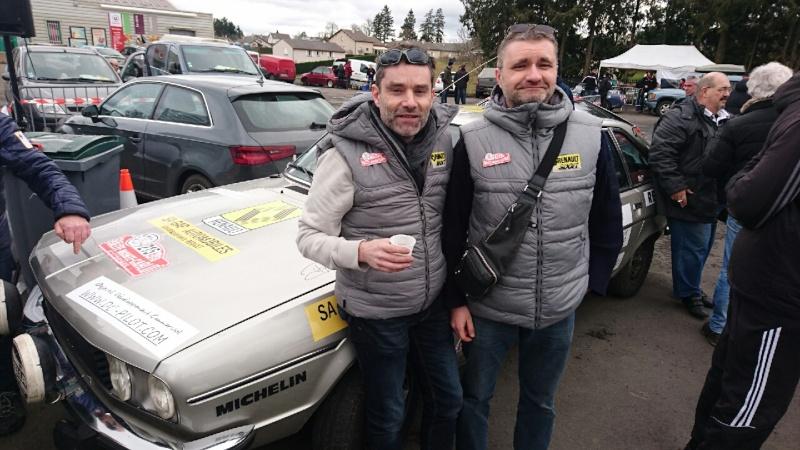 Rallye Monte Carlo Historique 2016 - Benoît/Stéphane - Page 10 Lauren19