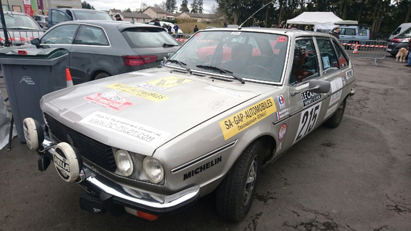 Rallye Monte Carlo Historique 2016 - Benoît/Stéphane - Page 10 Lauren20