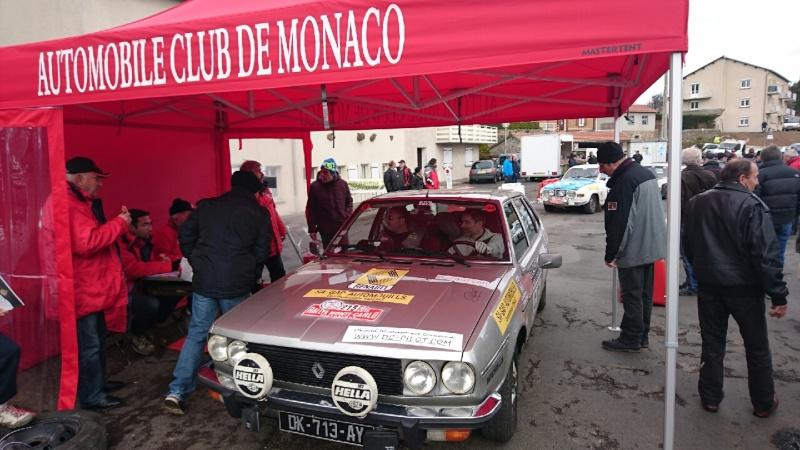 Rallye Monte Carlo Historique 2016 - Benoît/Stéphane - Page 10 Lauren21