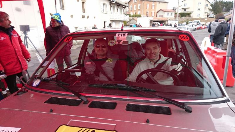 Rallye Monte Carlo Historique 2016 - Benoît/Stéphane - Page 10 Lauren22