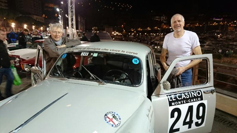 Rallye Monte Carlo Historique 2016 - Benoît/Stéphane - Page 13 Lauren28