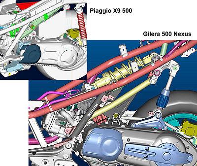 Prépa MP3 400 - Page 2 Gilera10