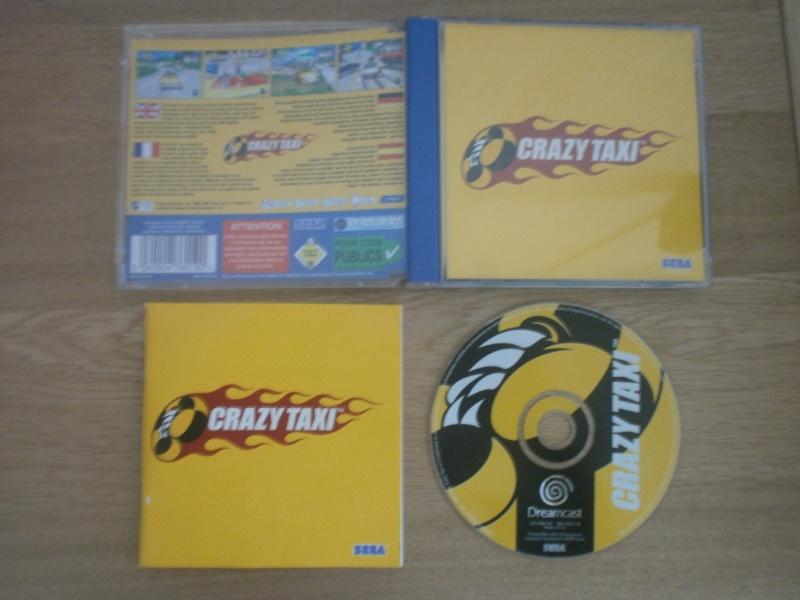[ACH] jeux MD, Dreamcast & Master system Pb281910